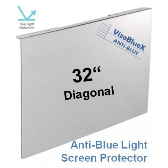 32 inch VizoBlueX Anti-Blue Light Screen Protector for Computer Monitor